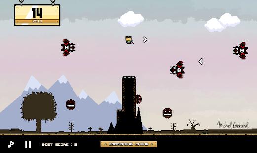 Boomerang Chang Screenshot 2