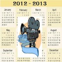 Bollywood Calendar 2013 icon