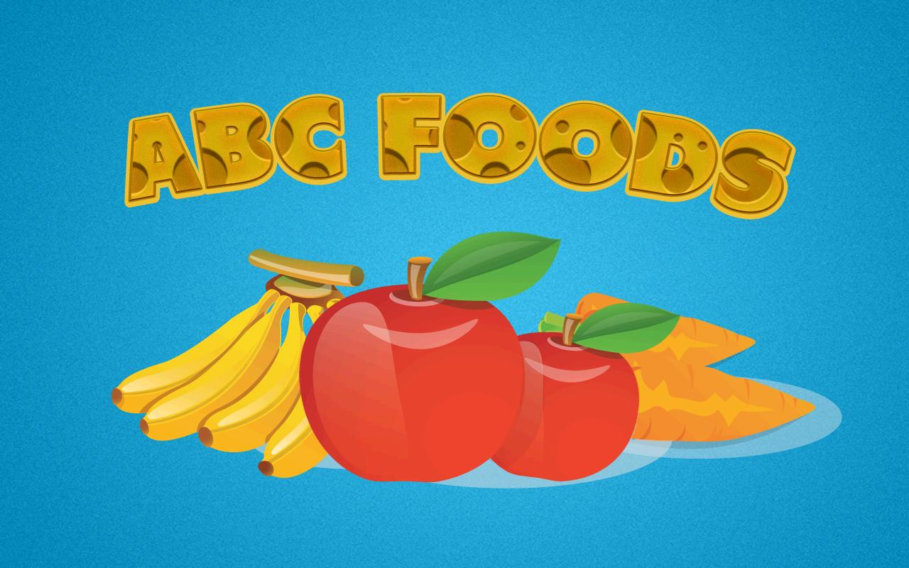 ABC Foods Toddler ABCs - Free!- screenshot