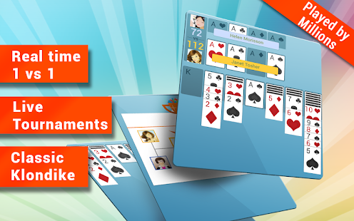 Solitaire 3 Arena- screenshot thumbnail