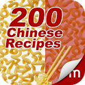 200 Chinese Recipes icon