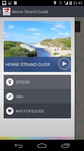 Henne Strand-Guide