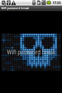 Wifi password breaker - screenshot thumbnail