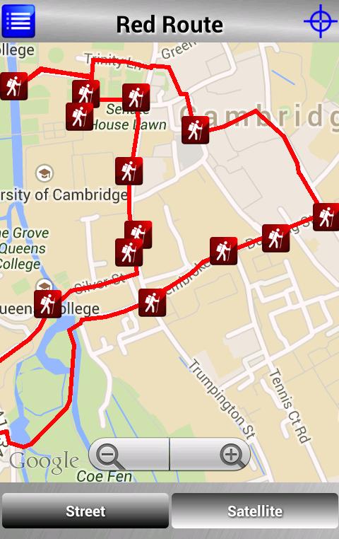 Live Cambridge - screenshot