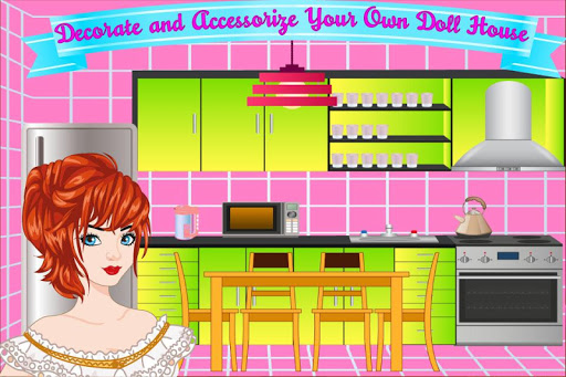 玩休閒App|波利娃娃屋装饰免費|APP試玩