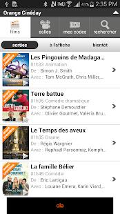 Orange Cineday - screenshot thumbnail