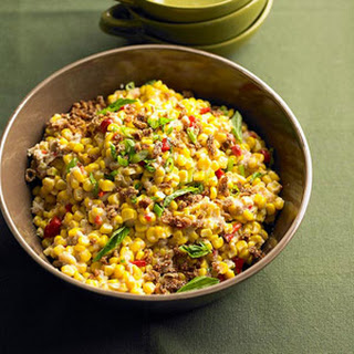 Skillet Scalloped Corn