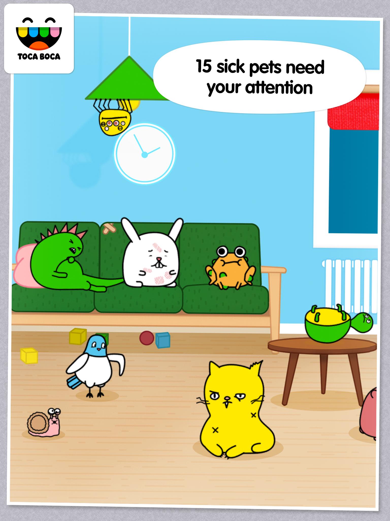 Toca Pet Doctor screenshot #7