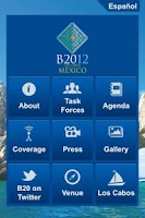 Screenshot of B20 México