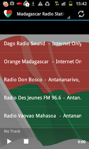 Madagascar Radio Music News