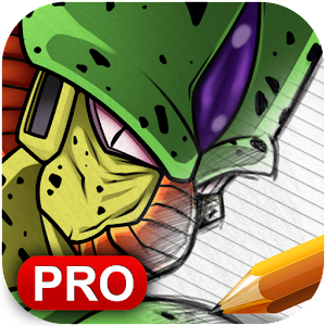 How to Draw Dragon Ball Z: Pro APK
