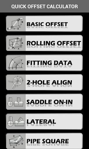 Quick Pipe Calculator