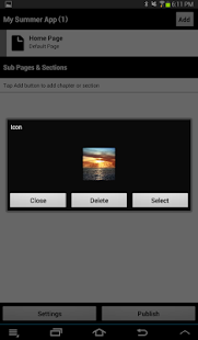 TouchAppCreator- screenshot thumbnail