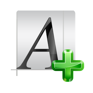 OfficeSuite Font Package v1.1.3 APK