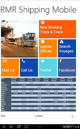 【免費商業App】RMR Shipping-APP點子