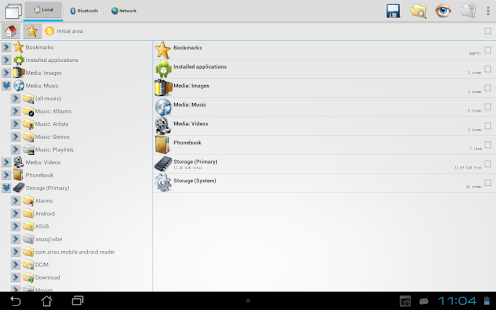CASTLE File Manager- screenshot thumbnail