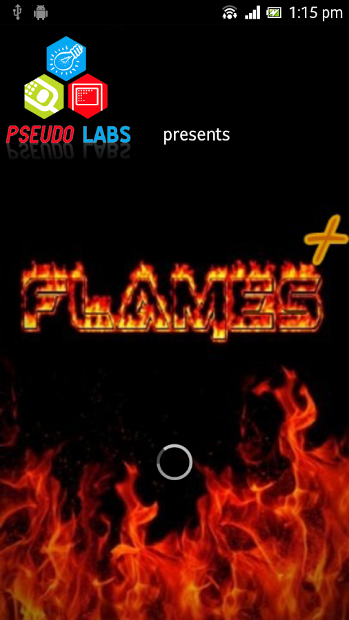 Flames Plus- screenshot