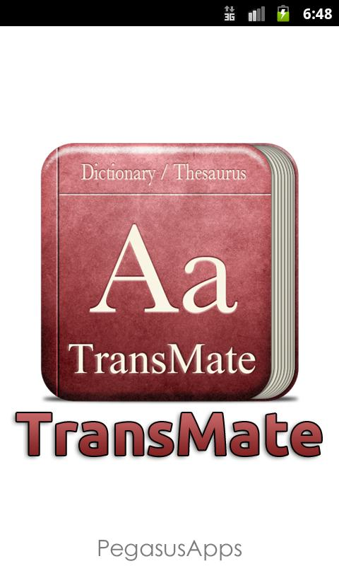 TransMate - screenshot