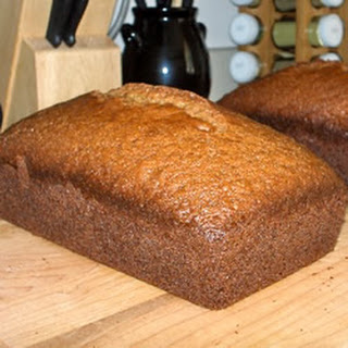 Amish Cinnamon Bread.