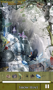 Hidden Object - Fairy Forest - screenshot thumbnail