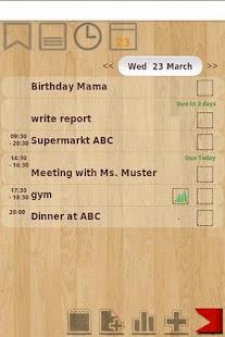 Todo-Calendar-Tracker-Notes - screenshot thumbnail