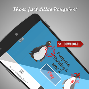 Penguins-Shooting-Game