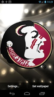 Florida State Seminoles LiveWP- screenshot thumbnail