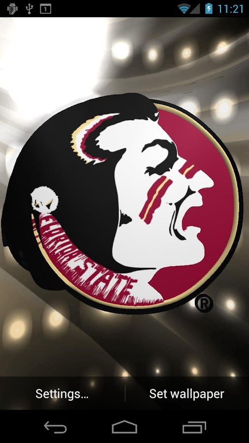 Florida State Seminoles LiveWP- screenshot