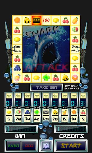 slot machine shark attack