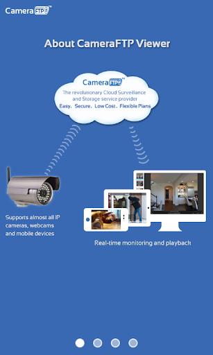 Security Camera Cloud Viewer