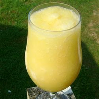 Fuzzy Navel Slush.
