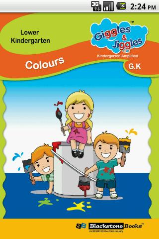 Lkg-Colours