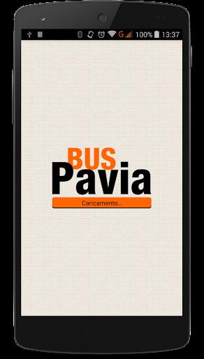BUS Pavia