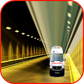 Ambulance Emergency Driving 3D