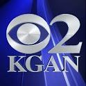 KGAN CBS2 logo