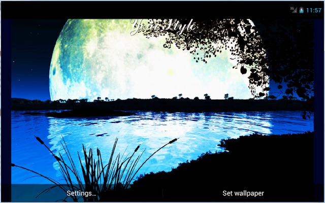 Moonlight Live Wallpaper Full v1.30