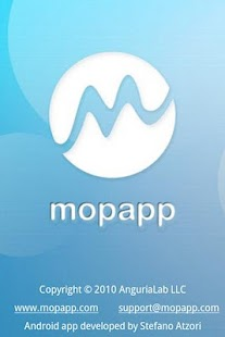 Mopapp- screenshot thumbnail
