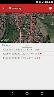 Sickrhino Sports Tracker - screenshot thumbnail