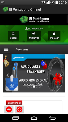 El Pentagono Online - LCDLV
