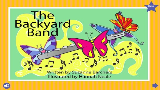 The Backyard Band- screenshot thumbnail