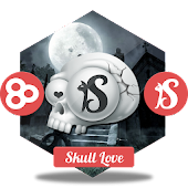 Skull Love GO Launcher