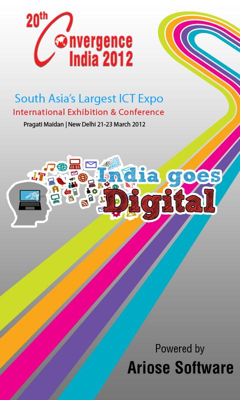 Convergence India 2012 - screenshot