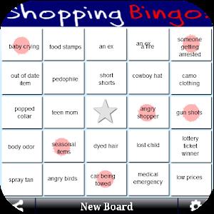 Freeapkdl Shopping Bingo for ZTE smartphones