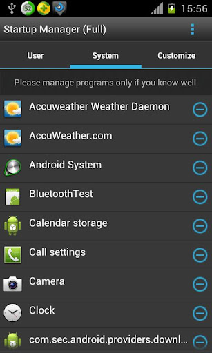 Startup Manager (Full Version) v4.4 APK