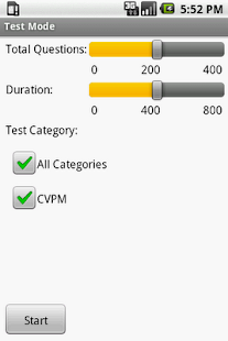 CVPM Veterinary Exam Prep - screenshot thumbnail