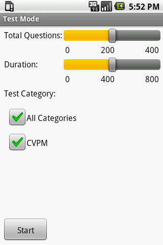 CVPM Veterinary Exam Prep - screenshot