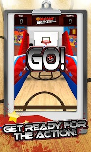 Super Arcade Basketball- screenshot thumbnail