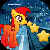 Subway Pony Run