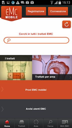 EMC mobile : versione italiana