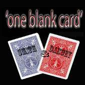 One Blank Card - Lite
